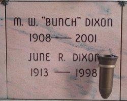June Rose <i>Shaver</i> Dixon