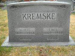 Maria Marie <i>Gnass</i> Kremske