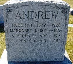 Margaret J <i>Ross</i> Andrew