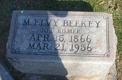 M Elvy <i>Kilmer</i> Beekey