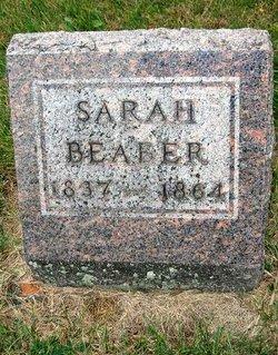 Sarah <i>Kohr</i> Beaber