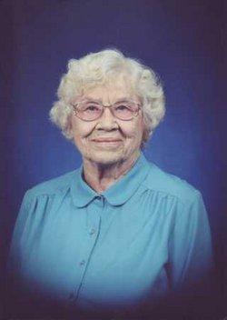 Hilda Barbara Auguste <i>Bohling</i> Adcock