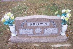 Calvin Leymoin Brown