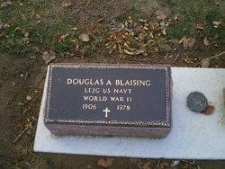 Douglas A Blaising