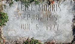 Alice Bill Morris