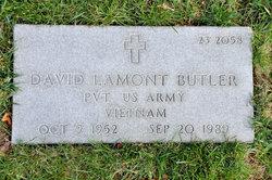David Lamont Butler