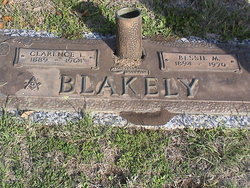 Bessie Mae <i>Shafer</i> Blakely