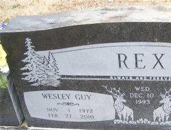 Wesley Guy Rex