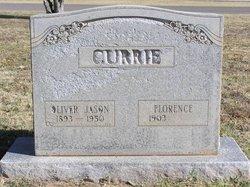 Florence <i>Kilcrease</i> Currie