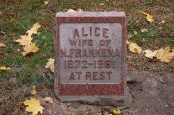 Alice Frankena