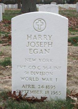 Harry Joseph Egan