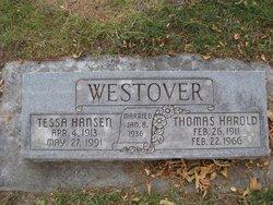 Tessa Arvilla <i>Hansen</i> Westover