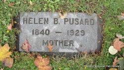 Helen B Pusard