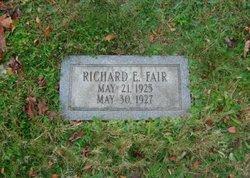 Richard Eugene Dickie Fair