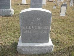 Joseph Monroe Baugh