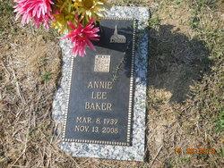 Annie Lee Baker