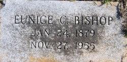 Eunice C Bishop
