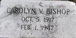 Carolyn V Bishop