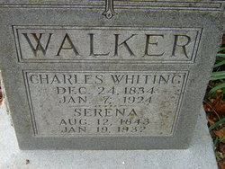 Charles Whiting Walker