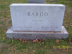 Bertha K <i>Keyser</i> Bardo