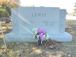 Cornelia <i>Garrott</i> Lewis