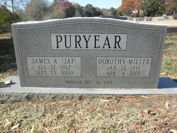 James Alfred Jap Puryear