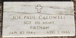 Joe Paul Caldwell