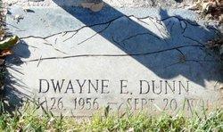 Dwayne E Dunn