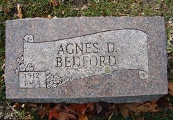Agnes D. Bedford