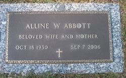 Alline W. Abbott