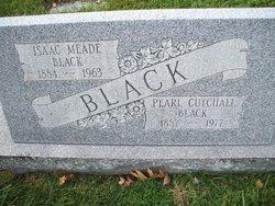 Pearl Mae <i>Cutchall</i> Black