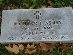 Richard L Ashby