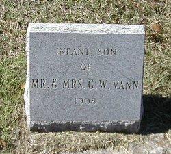 Infant Son Vann