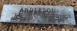 Bessie <i>Offutt</i> Anderson