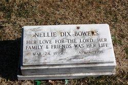 Nellie Eureka <i>Dix</i> Bowers