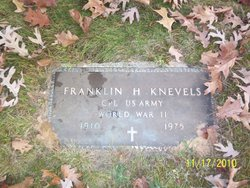 Frank H Knevels