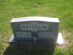 Stella M. <i>Peck</i> Brokaw