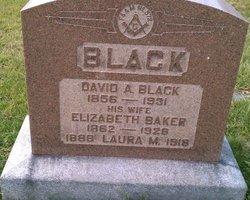 Elizabeth Lizzie <i>Baker</i> Black