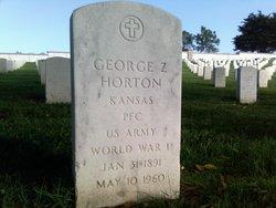 George Z Horton