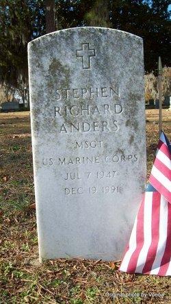 Stephen Richard Anders