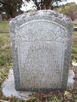 Ralph Eugene Zumwalt