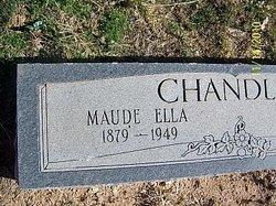 Maude Ella <i>Justice</i> Chandler