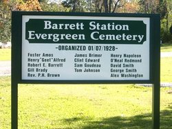 Barrett Evergreen Cemetery