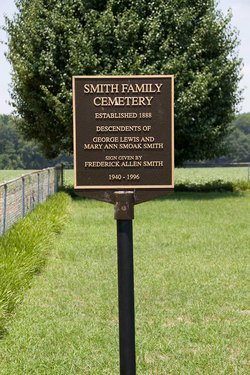 Smith Family Cemetery