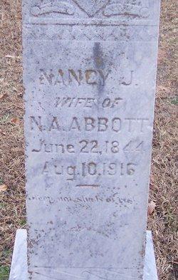 Nancy Jane <i>Roberts</i> Abbott