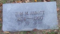 Thomas M Abbott