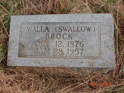 Walla Lea <i>Swallow</i> Brock