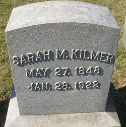 Sarah M <i>Behney</i> Kilmer