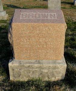 Ellen Ella Brown