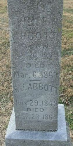 Sarah Jane Abbott